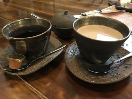 ハシゴカフェ