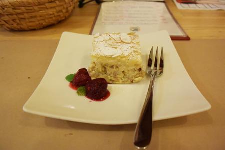 スロヴェニアのケーキ