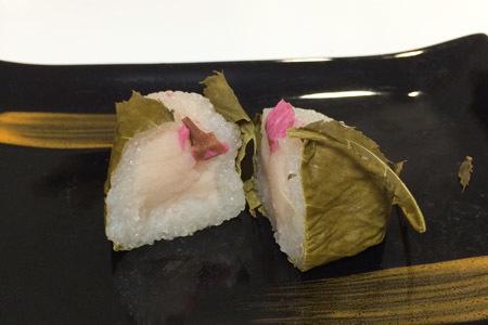 福栄堂桜餅